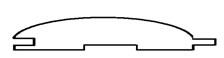 Блок хаус чертеж
